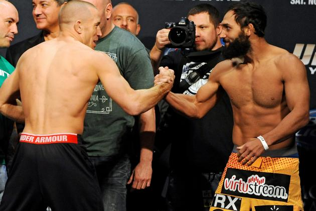 GSP vs. Hendricks: Keys to Victory for Each Fighter Saturday Night at UFC 167