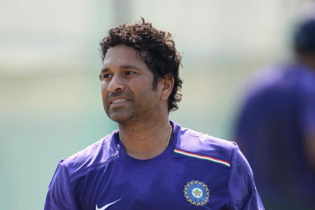 Sachin Tendulkar to Be Awarded India's Bharat Ratna