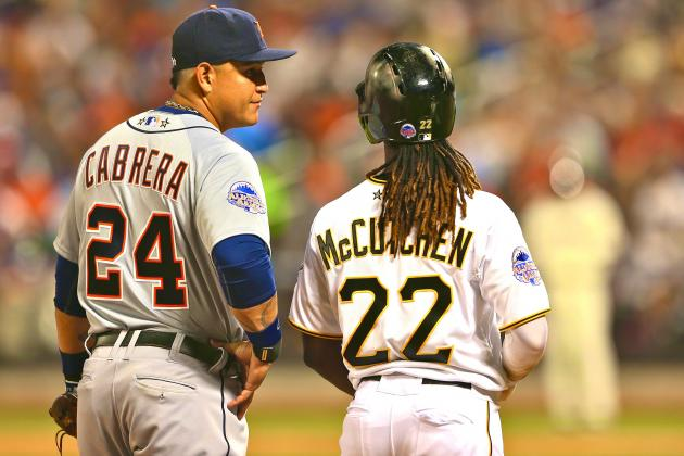 What the Future Holds for 2013 MLB MVPs Miguel Cabrera, Andrew McCutchen
