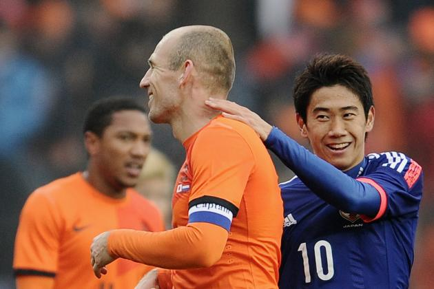 Japan vs. Netherlands Score, Grades and Post-Match Reaction