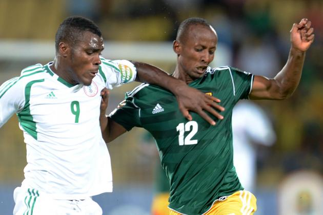 Nigeria vs. Ethiopia: World Cup Playoff Live Score, Highlights, Recap
