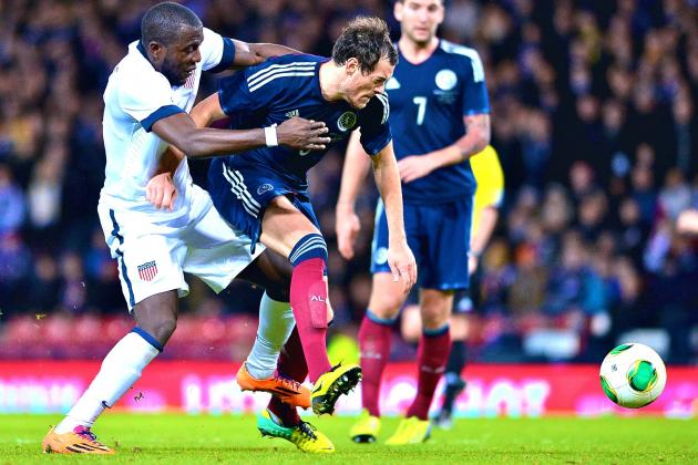 USMNT's Draw with Scotland Highlights Depth Issues for Jurgen Klinsmann