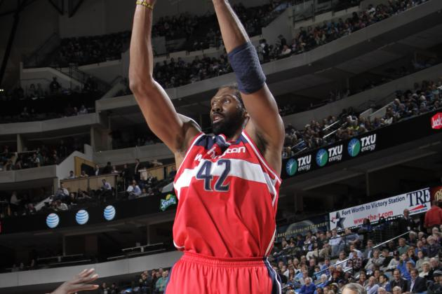 Nene, Washington Wizards Teammates Hash Things out