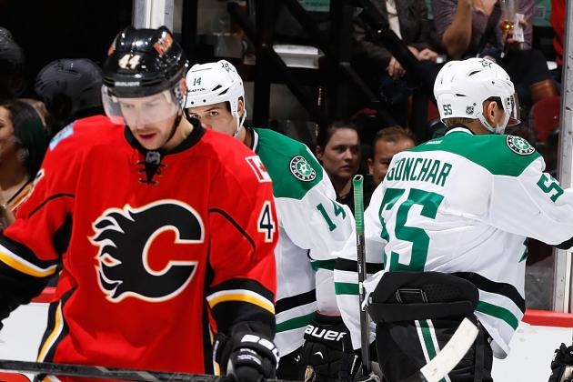 Calgary Flames Look to Move on Following Ugly Loss to Dallas Stars