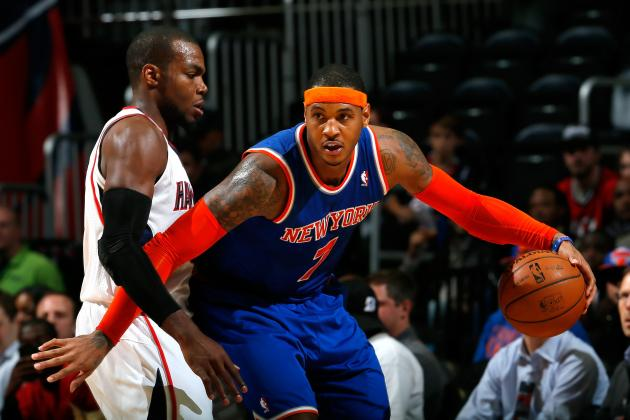 Atlanta Hawks vs. New York Knicks: Live Score, Highlights and Analysis