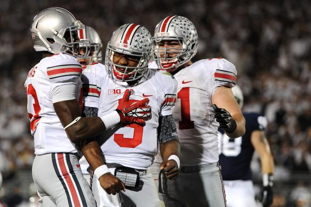 Ohio State vs. Illinois: Live Game Grades and Analysis for the Buckeyes