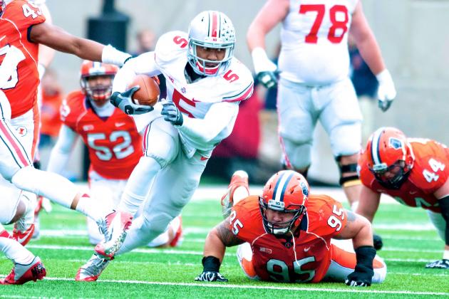 Ohio State vs. Illinois: Live Score and Highlights