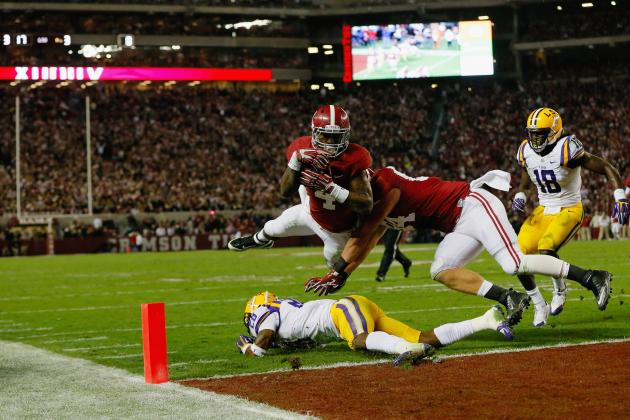 Alabama vs. Mississippi State: Marquee Players in SEC Bout