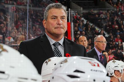 Strang: Horachek Pointing Panthers in New Direction