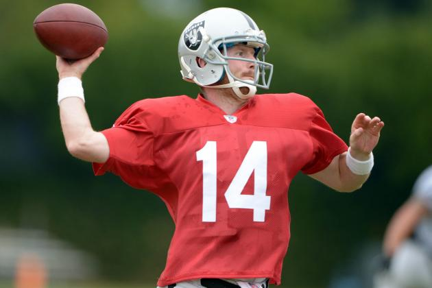 Matt McGloin's Updated 2013 Fantasy Outlook After Terrelle Pryor's Injury
