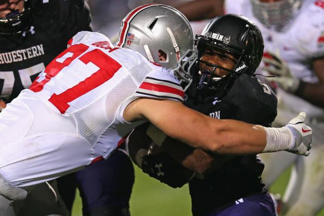Joey Bosa Injury: Neck Sprain Sidelines Ohio State DE
