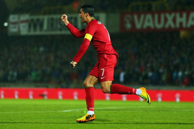 Cristiano Ronaldo's Immense Poise Will Power Portugal to World Cup 2014 Berth