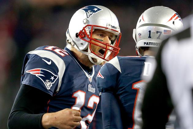 Patriots Aren't Often Underdogs, but When They Are, Lookout