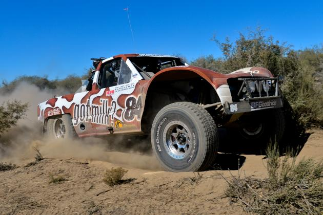 Baja 1000 Results 2013: Race Winners, Video and More