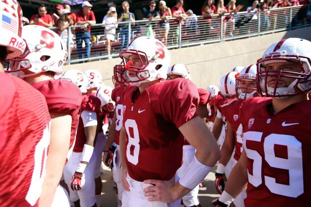 Pac-12 Football Notebook: No Time for Stanford to Suffer a Letdown