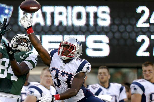 Patriots Rule out Alfonzo Dennard vs. Panthers