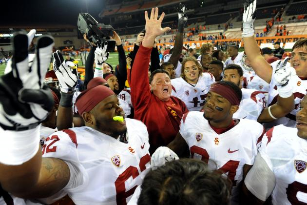 Stanford vs. USC: Keys to Trojans Scoring Upset Win over Cardinal