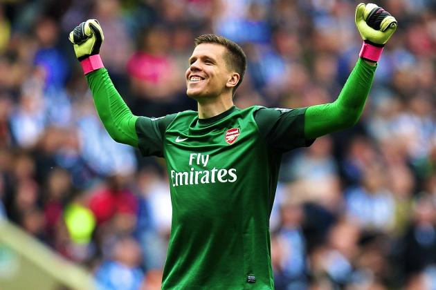 Wojciech Szczesny's New Arsenal Contract Represents Major Change in Fortune