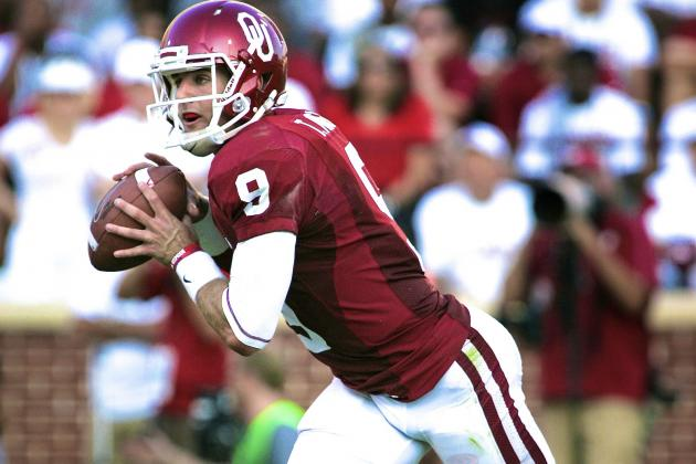 Iowa State vs. Oklahoma: Has Sooners QB Trevor Knight Regained the Starting Job?
