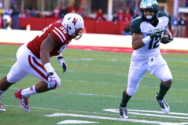 Michigan State vs. Nebraska: Live Score and Highlights