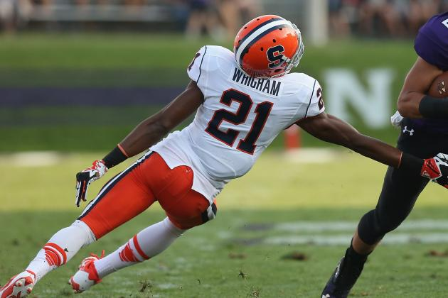 Julian Whigham Injury: Updates on Syracuse DB's Status and Recovery