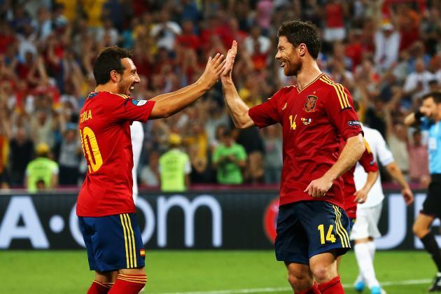 Equatorial Guinea vs. Spain: Score, Grades and Post-Match Reaction