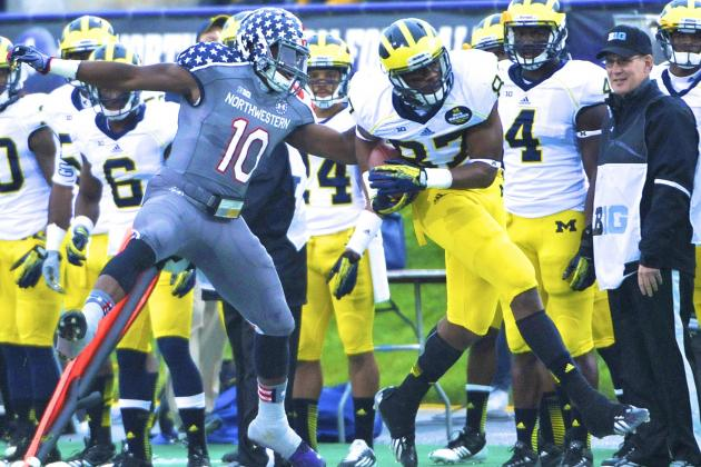 Michigan vs. Northwestern: Live Score and Highlights