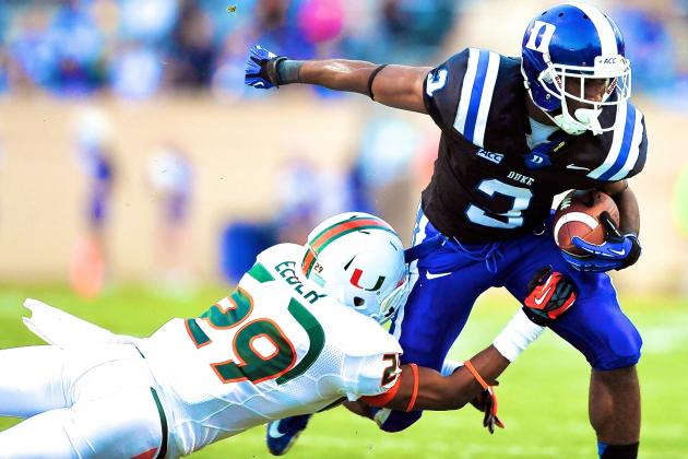 Miami vs. Duke: Live Score and Highlights