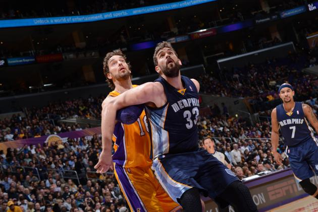 What's Wrong with LA Lakers' Pau Gasol?