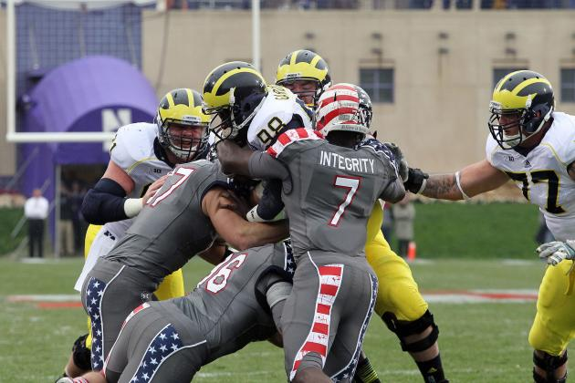 Rapid Reaction: Michigan 27, Northwestern 19