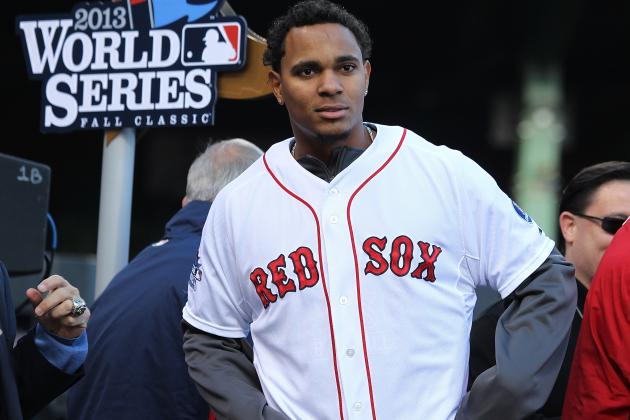 The Sky's the Limit for Boston Red Sox Phenom Xander Bogaerts