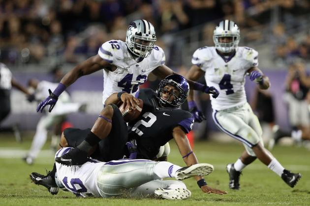 K-State Becomes Bowl-Eligible with 33-31 Win over TCU