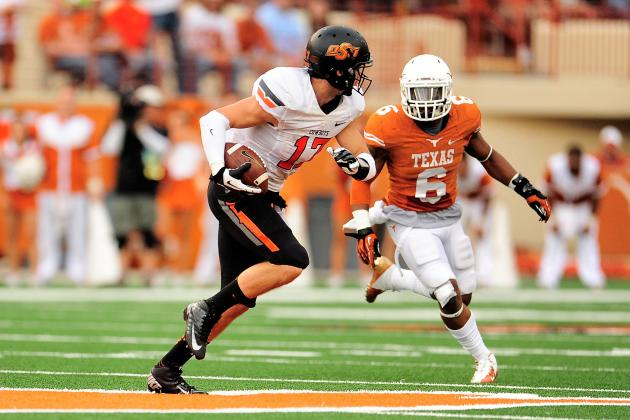 Win vs. Texas Shows Oklahoma State Is a Legit Threat for a Big 12 Title
