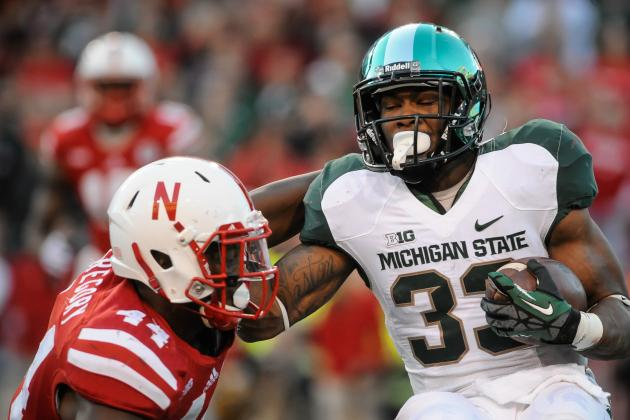 Michigan St. Beats Turnover-Prone Nebraska