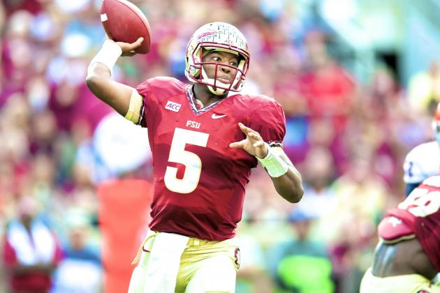 Off-Field Investigation Has Zero Impact on Jameis Winston, FSU vs. Syracuse