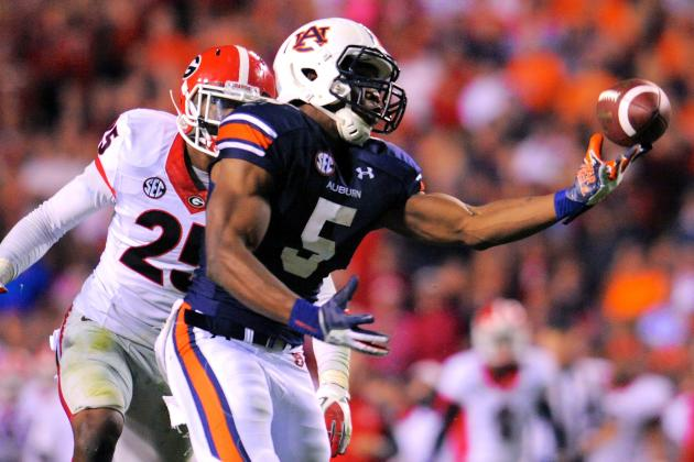 Georgia vs. Auburn: Score, Grades and Analysis
