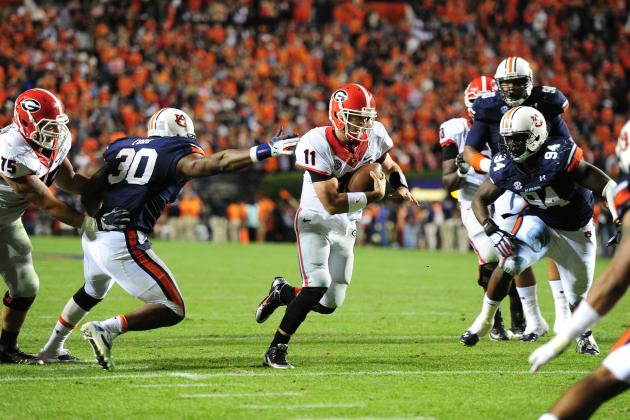 Aaron Murray Won't Win BCS Title or Heisman, but He Cemented His Legacy in 2013