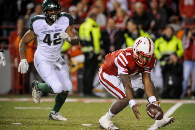 Lack of Maturity at the QB Position Costs Nebraska Its Season vs. Michigan State