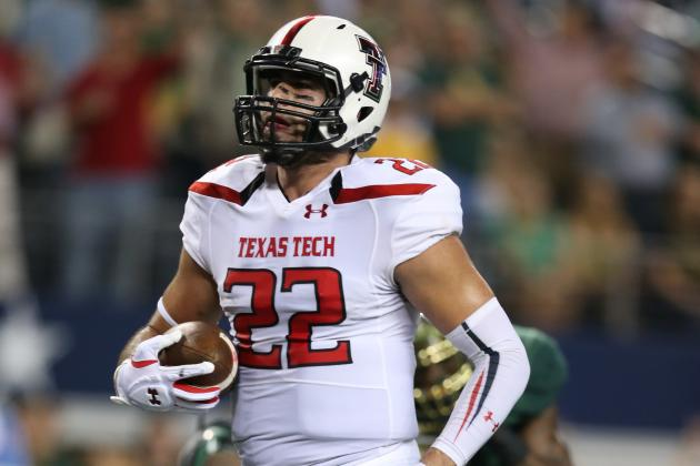 Jace Amaro Injury: Updates on Texas Tech TE's Status, Likely Return Date
