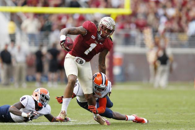 Florida State May Not Be No. 1, but 'Noles Are Definitely Nation's Deepest Team