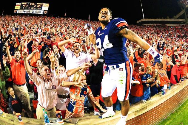 Auburn's Miracle Win over Georgia Represents SEC Football 2013 in a Nutshell