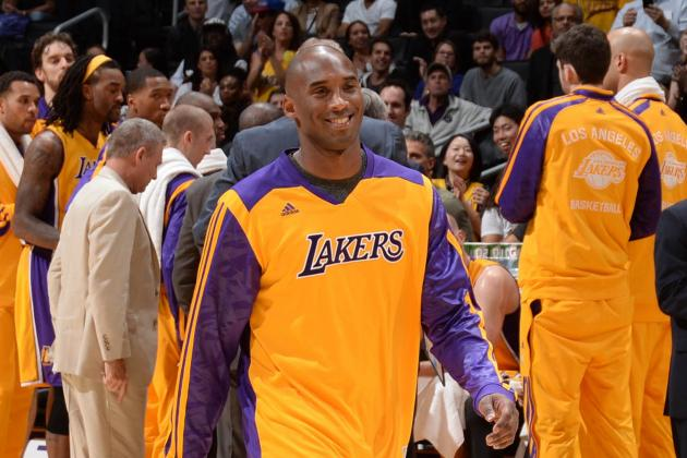 Lakers Shouldn't View Kobe Bryant as Savior