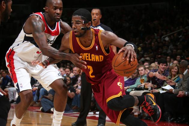 Video: Kyrie Irving Has Sickness for Moves