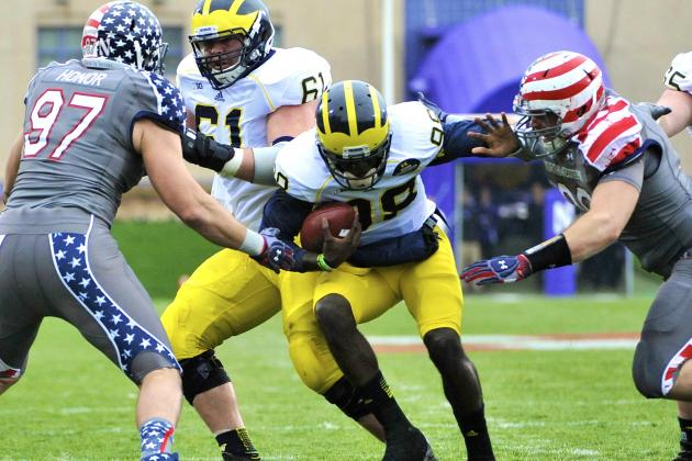 Michigan vs. Northwestern: OT Drama Hides Wolverines' Offensive Flaws