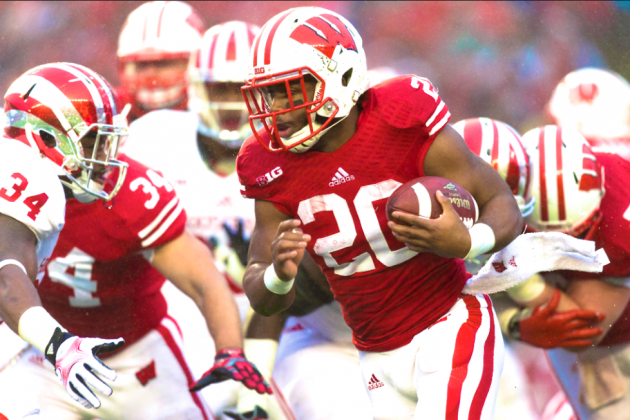 Wisconsin Running Attack Reminding Fans of Big Ten Football at Its Best