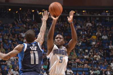 Undone by Turnovers, Magic Fall to Mavericks 108-100 at Amway Center
