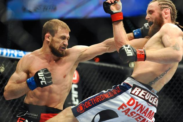 UFC 167: What We Learned from Ali Bagautinov vs. Tim Elliot