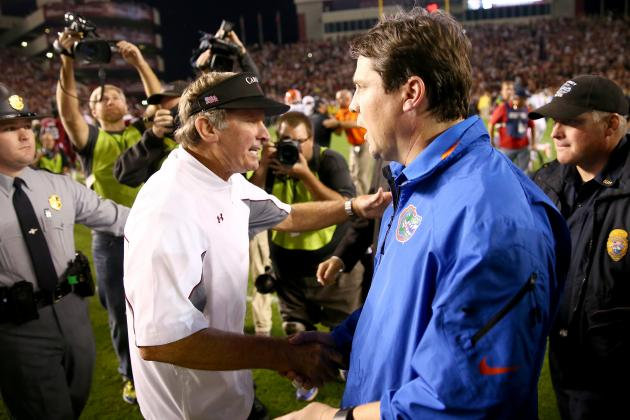 Hey Florida Gator Fans, Cut Will Muschamp Some Slack