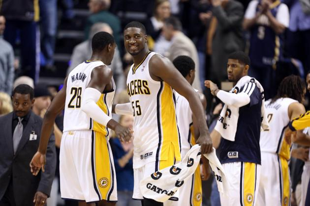 Hibbert Reluctant to Praise His Own Offense