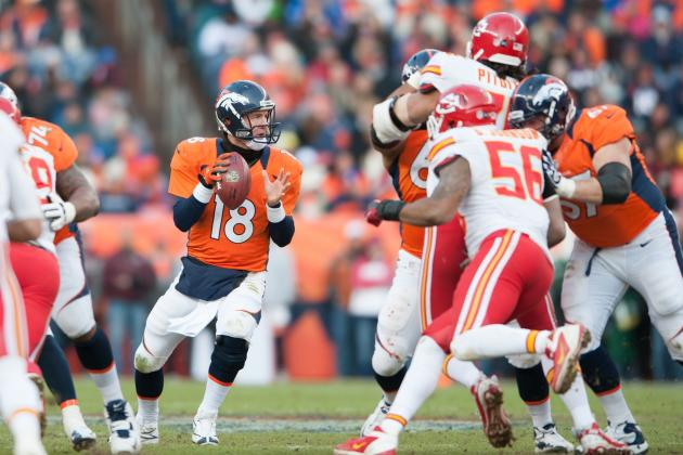 Kansas City Chiefs vs. Denver Broncos: Live Score, Highlights and Analysis